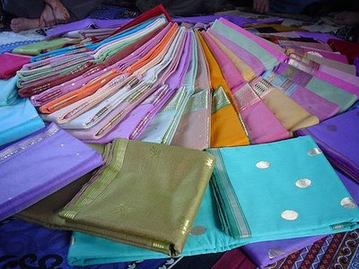 chanderi sarees design